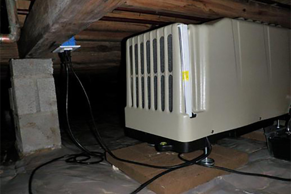 Dehumidifier Systems Installation
