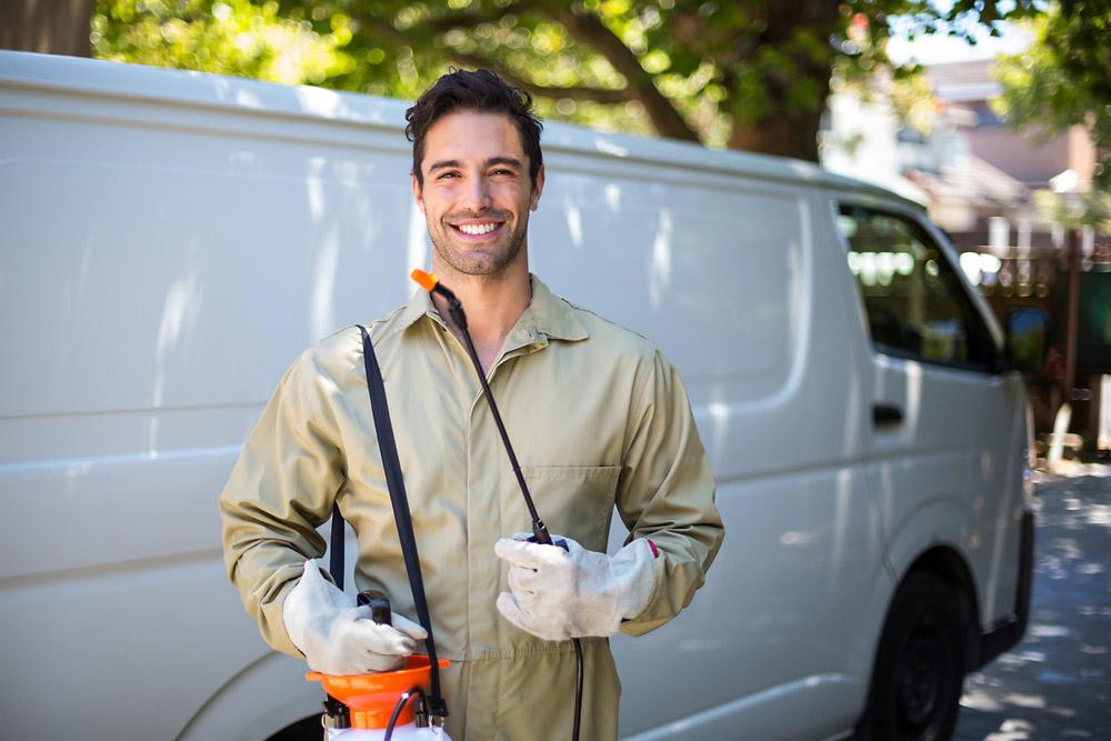 Professional ABC Pest Management Exterminator